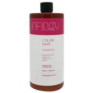 Infinity Care Color Save Shampoo1000ml