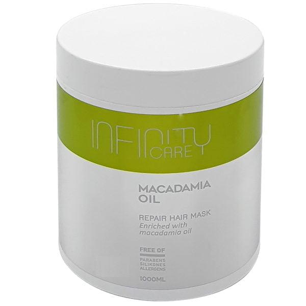 Infinity Care Macadamia Oil Hair Repair Mask1000ml