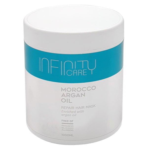 Infinity Care Morocco Argan Oil Hair Repair Mask1000ml